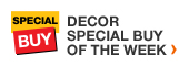 Decor Special Buy of the Week