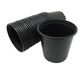 Viagrow 1/2 Gal. Plastic Nursery Pots (100-Pack)-VHPP50-100 - The Home Depot
