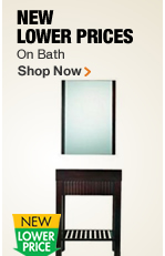 NEW LOWER PRICES ON BATH