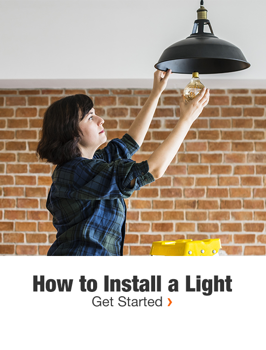 How to Install a Light