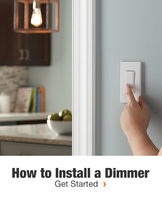 How to Install a Dimmer