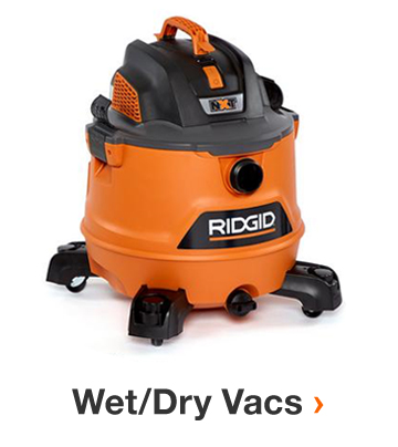 Wet/Dry Vacs