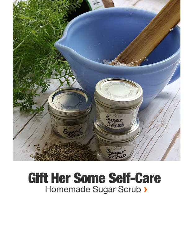 Gift Her Some Self-Care