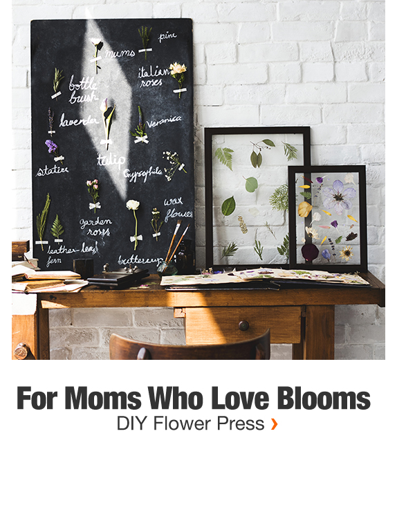 For Moms Who Love Blooms