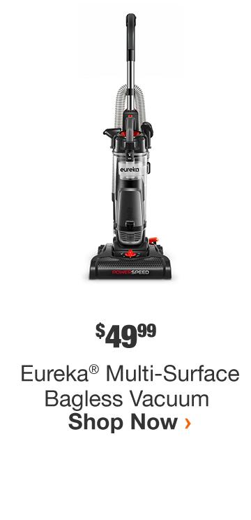 Eureka Multi-Surface Bagless Vacuum