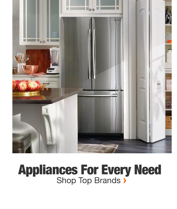 Appliances For Every Need
