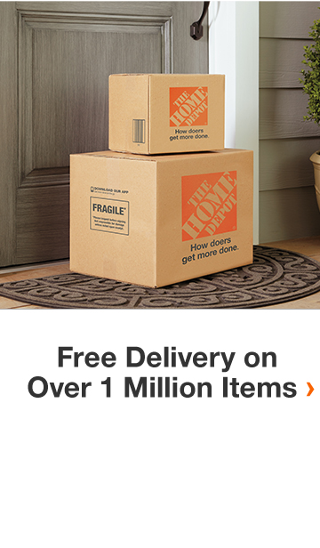 Free Delivery on Over 1 Million Items
